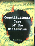 Constitutional Case of the Millenium (2000)